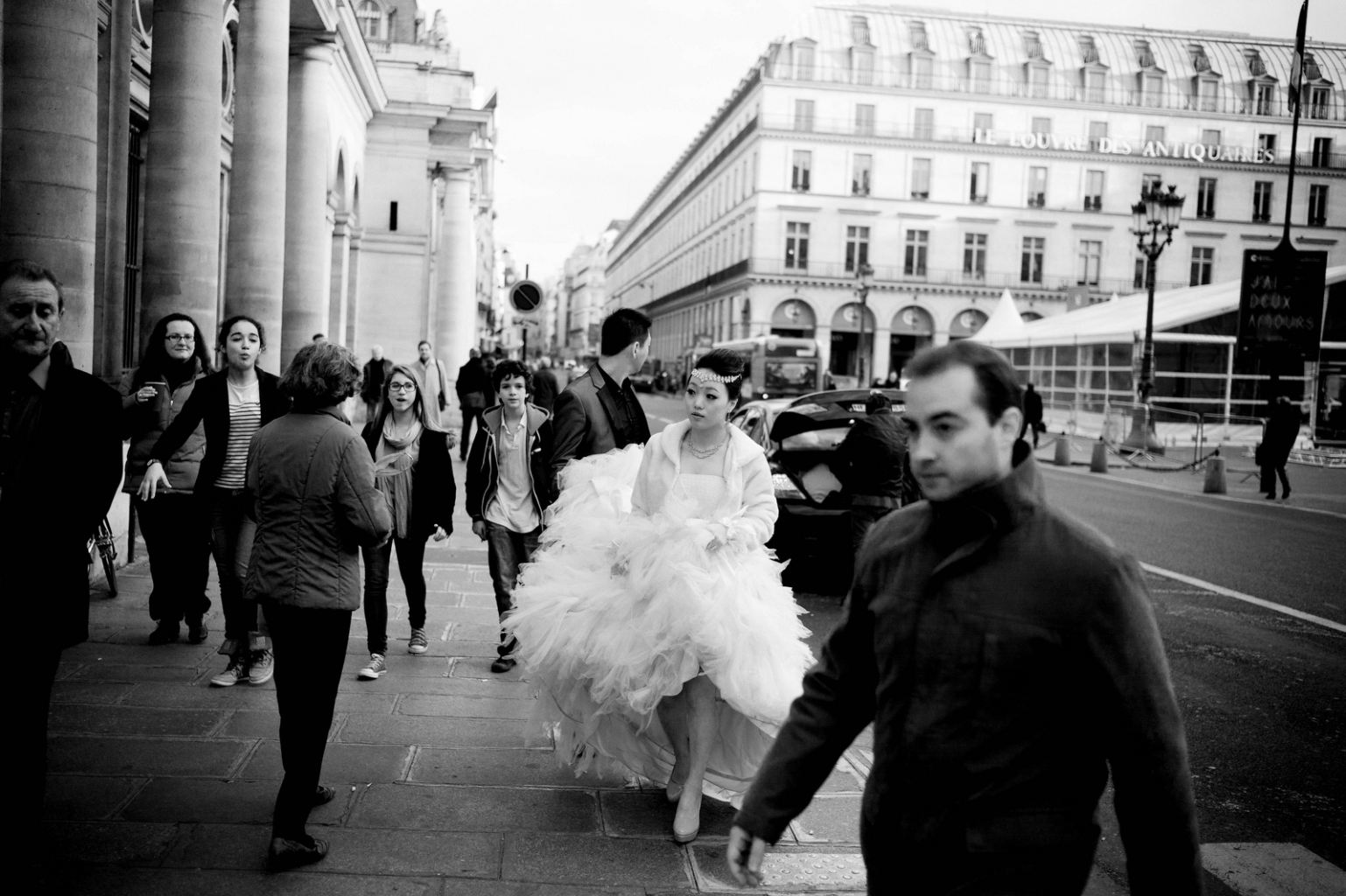 Paris: Wedding inspiration
