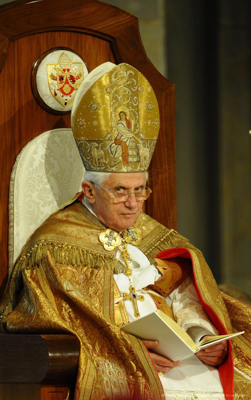 Risultati immagini per Ratzinger Benedetto xvi