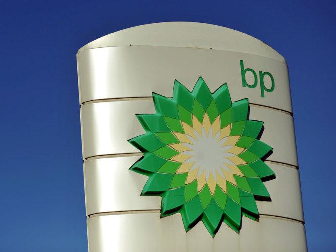 BP sued