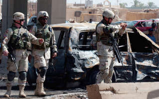 Suicide bomb Iraq